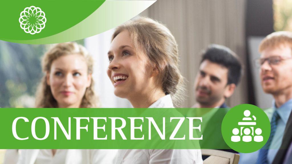 Conferenze aperte al pubblico su benessere e salute
