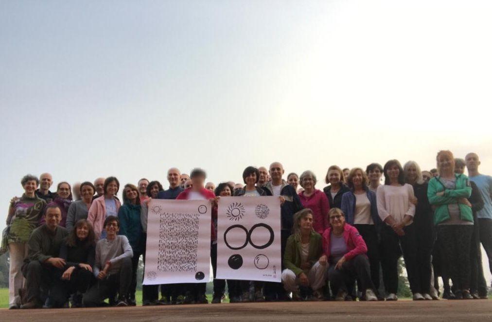 Foto di gruppo a Moruzzo